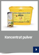 Koncentrat pulver