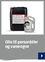 Olie til personbiler og varevogne