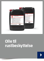 Olie til rustbeskyttelse