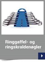 Ringgaffelnøgler og ringskraldenøgler
