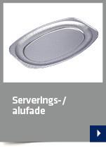 Serverings-/alufade
