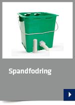 Spandfodring