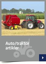 Auto/traktor artikler