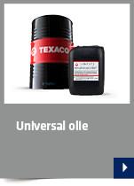 Universal olie