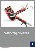 Værktøj diverse