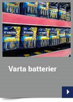 Varta batterier