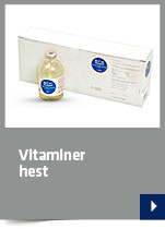 Vitaminer hest