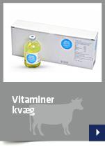 Vitaminer kvæg