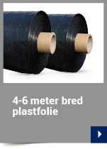 4-6 meter bred plastfolie