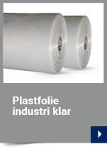 Plastfolie industri klar