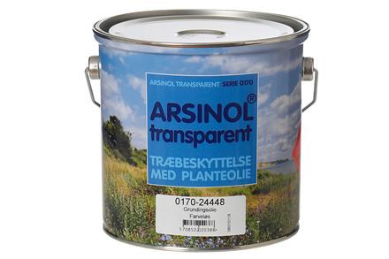 Træbeskyttelse - Transparent