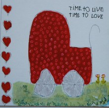 Time to live - time to love.