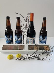 Vin, special øl og chokolade