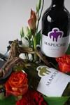 Mapuche rød- og hvidvin med lakrids og chokolade