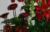 Krans med liljer