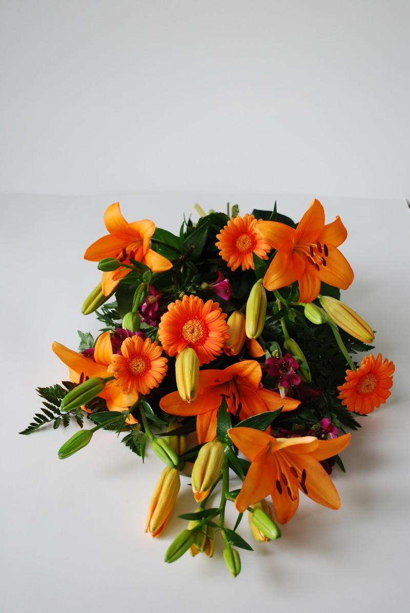 B rebuket vingaver dekorationer naturbinderiet holstebro - Boutique orange agen ...