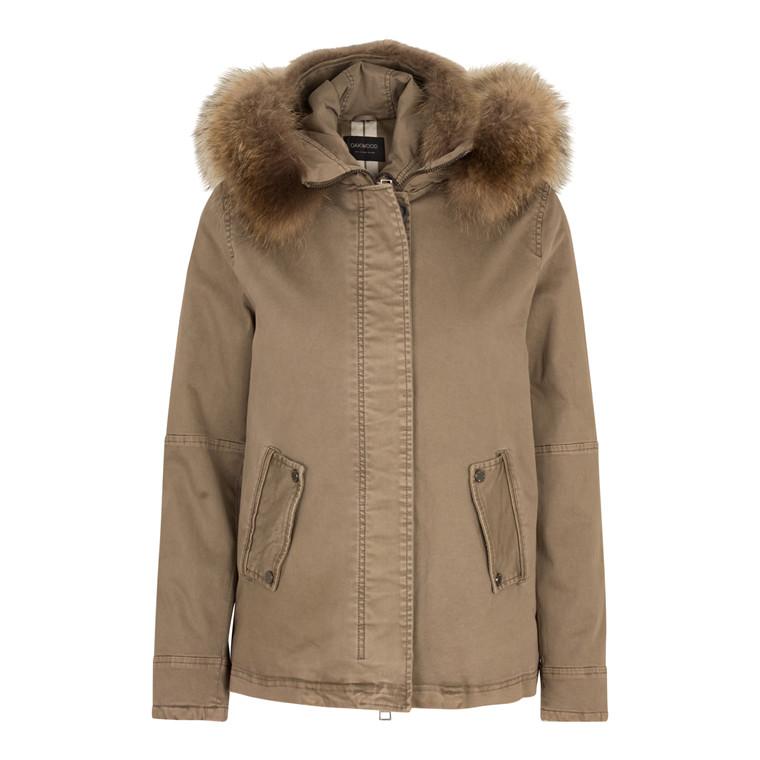 Oakwood Chiara Parka Coat