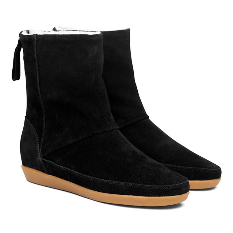 Shoe The Bear Emmy Fur Støvle