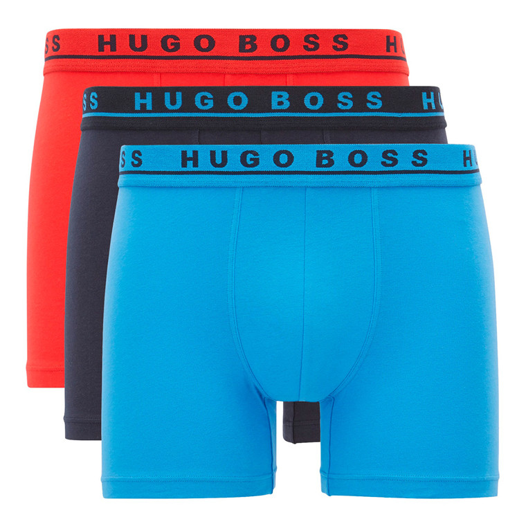 Hugo Boss Boxer Brief 3p Bokseshorts