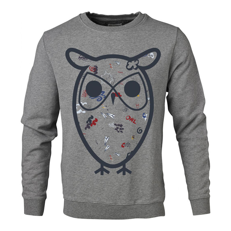 Knowledge Cotton Sweatshirt