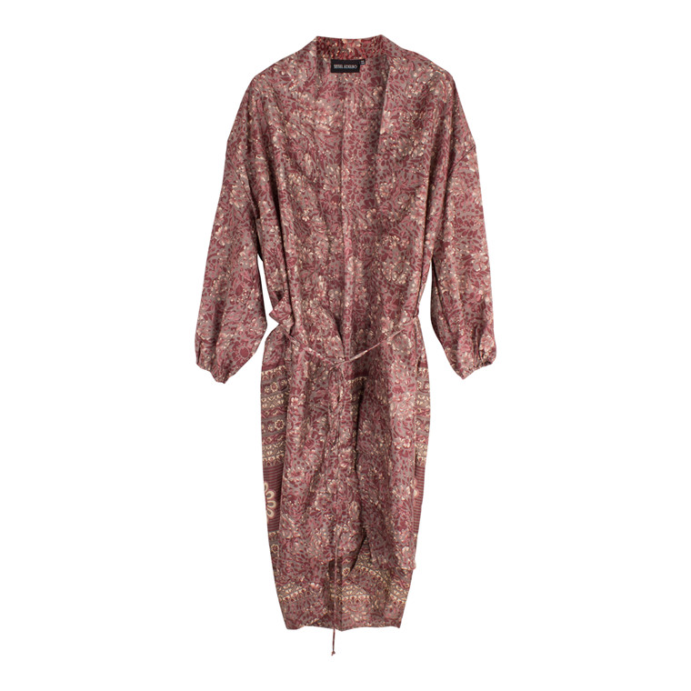 Sissel Edelbo Morning Glory Long Pocket Kimono