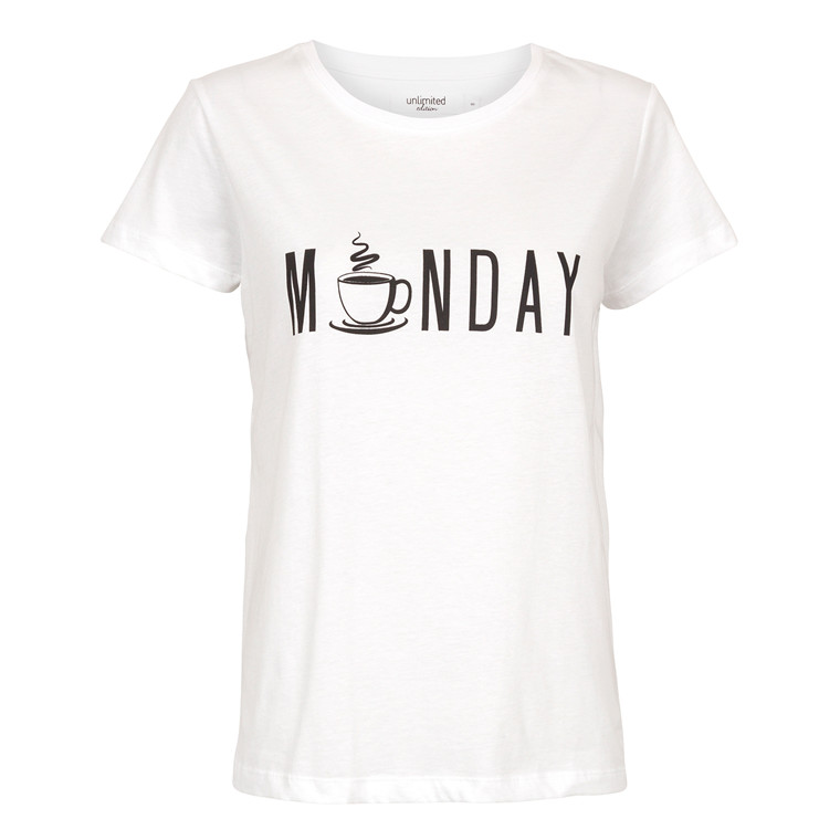 Unlimited Edition Monday T-shirt
