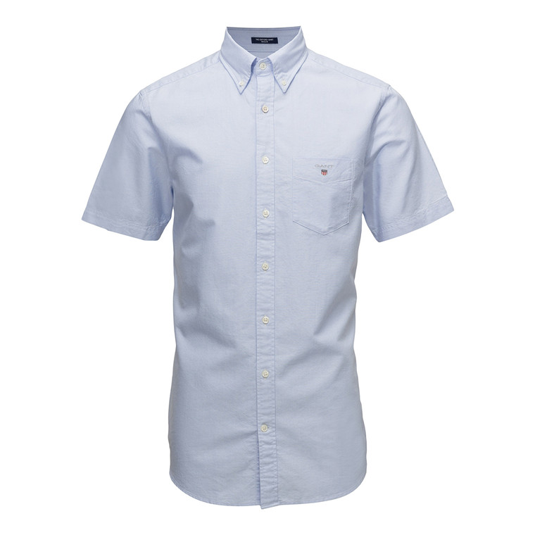 Gant Oxford Kortærmet Skjorte