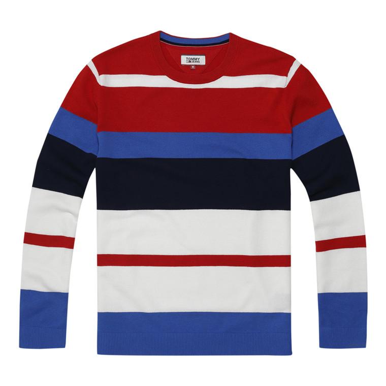 Tommy Jeans Multi Stripe Sweat