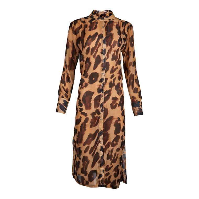 Rue De Femme LIinea Long Skjorte