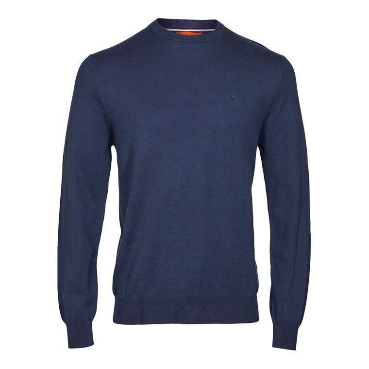 Salt O-neck Pullover