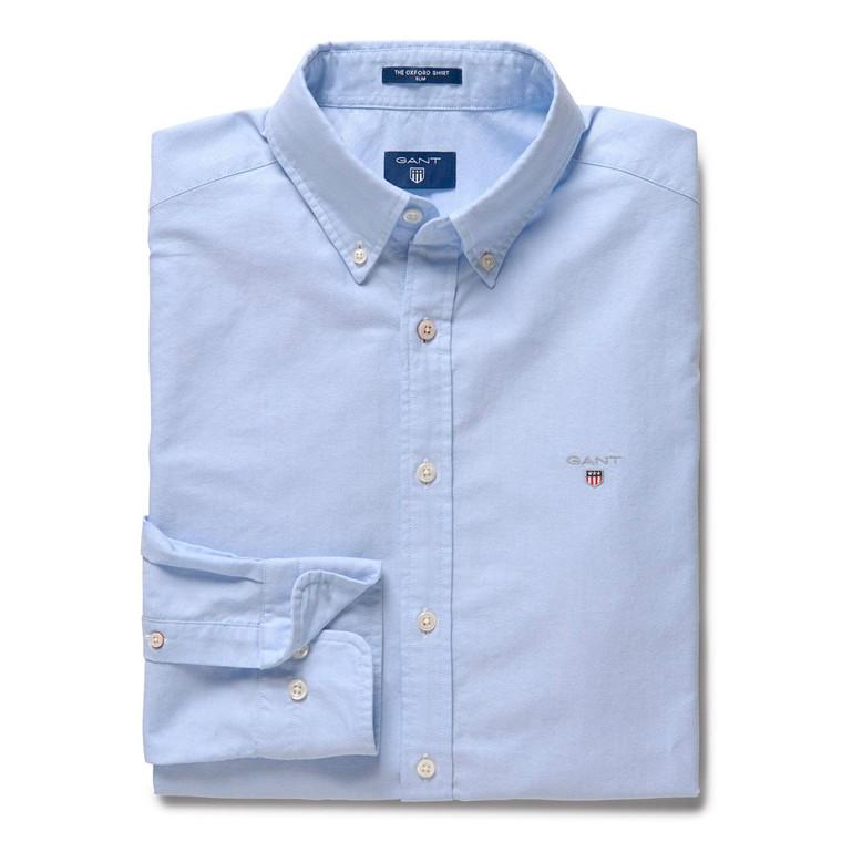 Gant The Oxford Slim Fit Skjorte