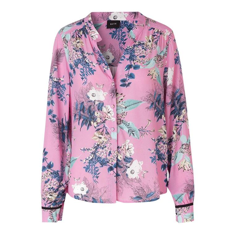 Ravn Gwen C5 Flower Skjorte