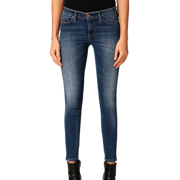 Diesel Skinzee Zip Jeans