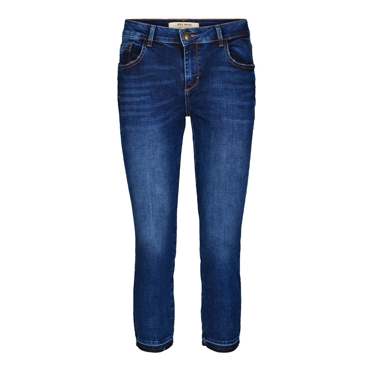 Mos Mosh Summer Shine Cropped Jeans