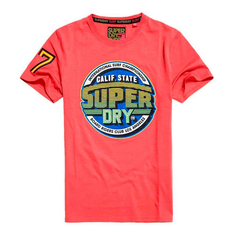 Superdry Sticker Tab T-Shirt