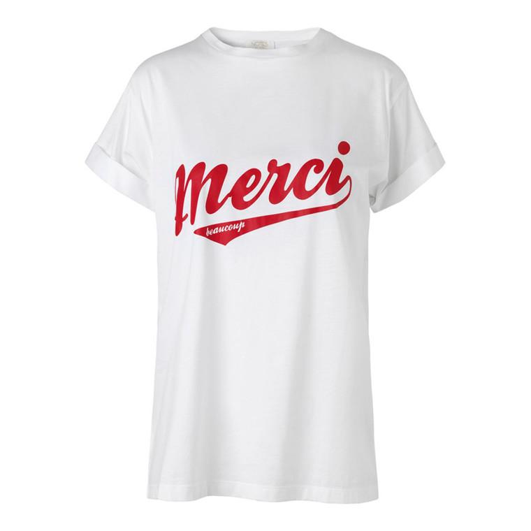 Notes Du Nord Hoop Print T-shirt