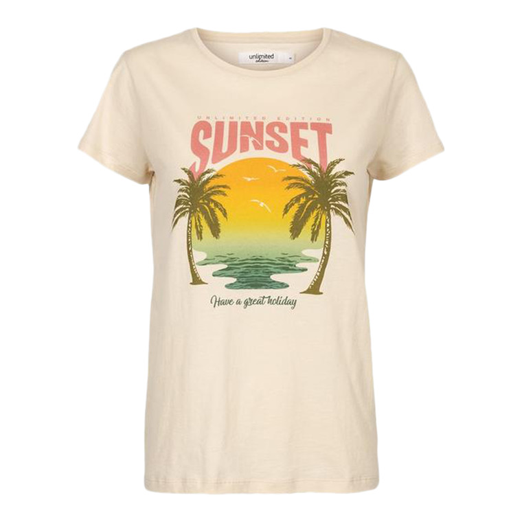 Unlimited Edition Sunset T-shirt