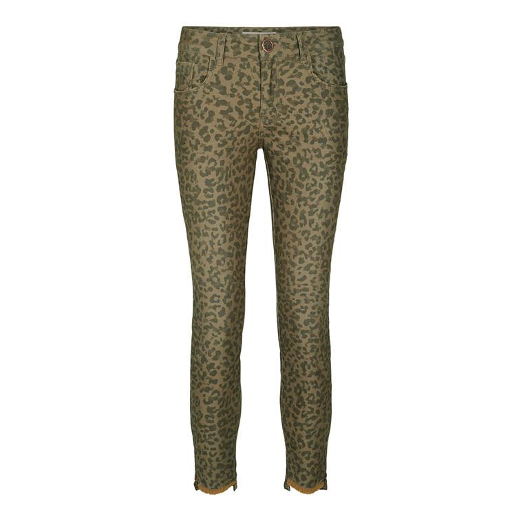 Mos Mosh Summer Leopard Jeans