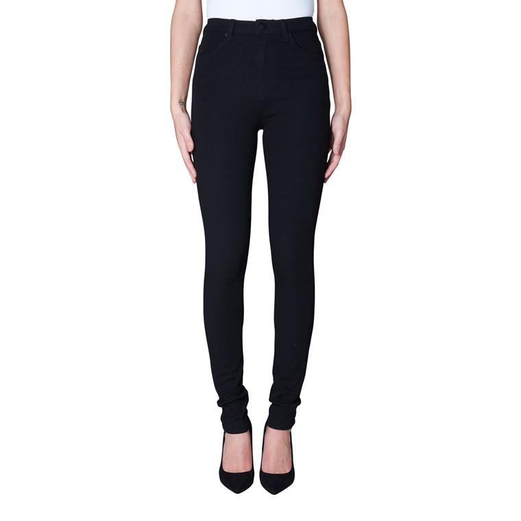 2nd One Amy Black Flex Jeans
