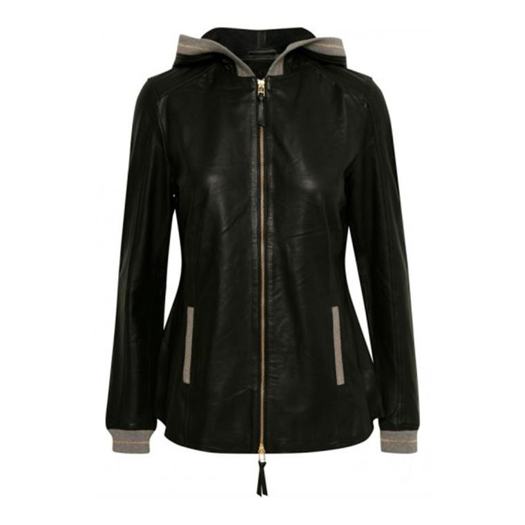 Karen By Simonsen Date Leather Jakke