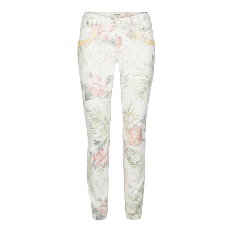 Mos Mosh Naomi Glam Tropic Jeans