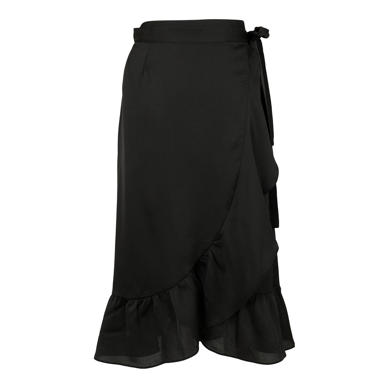Neo Noir Mika Solid Nederdel