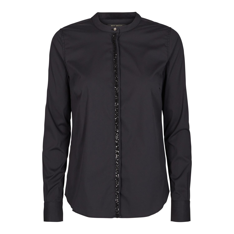 38516a3e Mattie skjorte i hvid fra Mos Mosh - Køb dit nye efterårstøj online her!