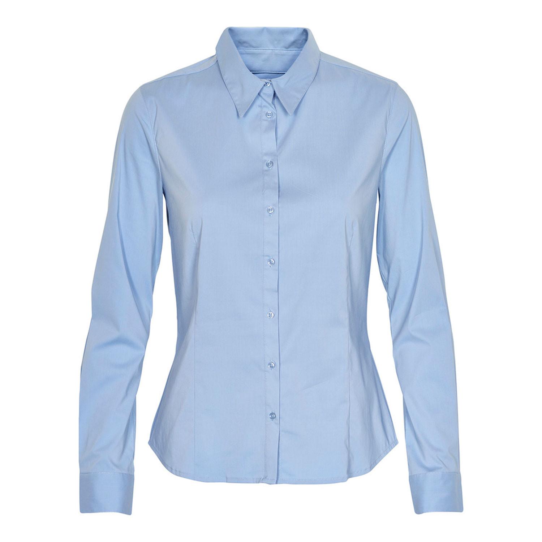 edd65eb04aa Honora Skjorte med tiger fra Inwear   30104065   Køb din skjorte online her!