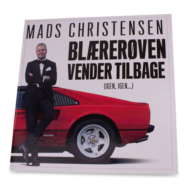 Mads Christensen Blærerøven Vender Tilbage