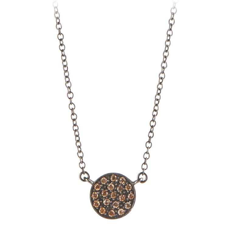 Pernille Corydon Coin Stone Halskæde