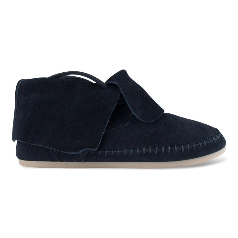 Toms ZAHARA BLACK SUEDE støvler