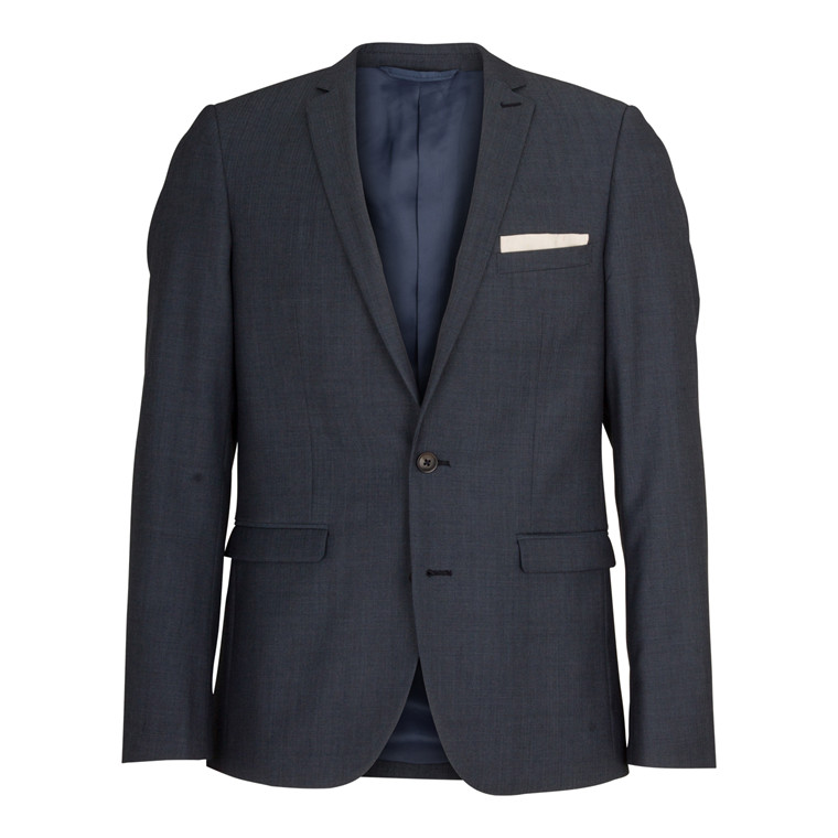 Matinique George Herringbone Blazer