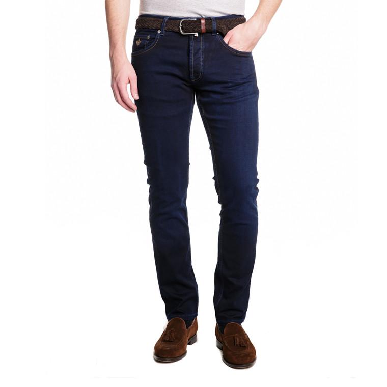 Morris Steve Satin Jeans