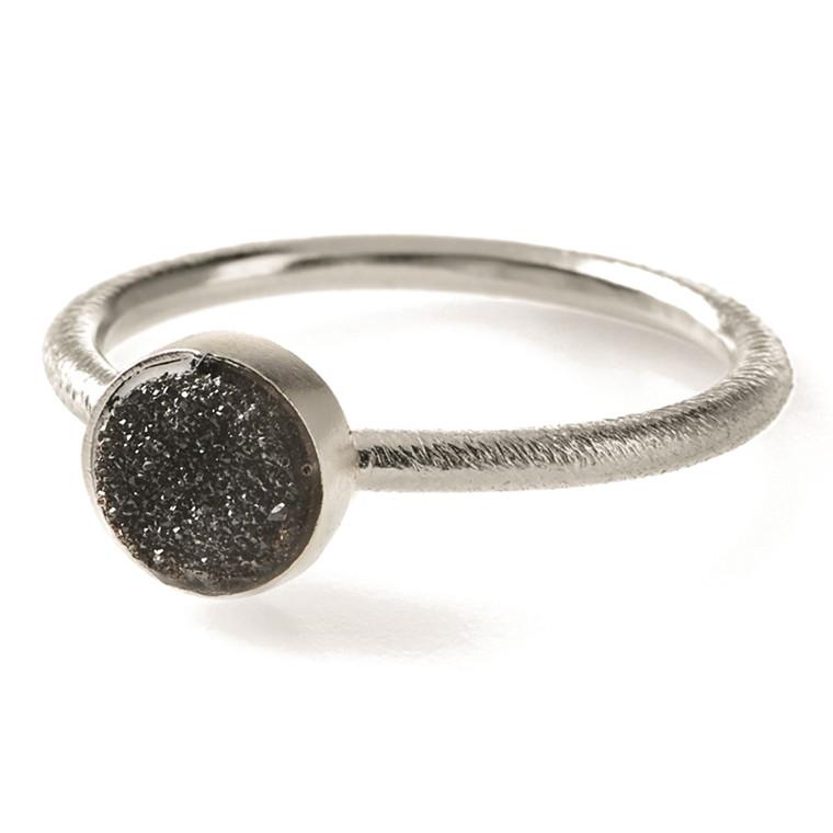 Pernille Corydon Small Eldfjall Ring
